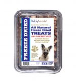 Healthy Breeds 840235178682 10 oz Skye Terrier All Natural Freeze Dried Treats Beef Liver