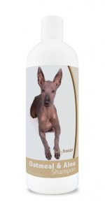 Healthy Breeds 840235178736 16 oz Xoloitzcuintli Oatmeal Shampoo with Aloe