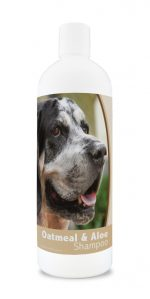 Healthy Breeds 840235178859 16 oz Bluetick Coonhound Oatmeal Shampoo with Aloe