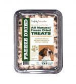 Healthy Breeds 840235179160 8 oz Treeing Walker Coonhound All Natural Freeze Dried Treats Chicken Breast