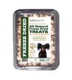 Healthy Breeds 840235179535 8 oz Russian Toy Terrier All Natural Freeze Dried Treats Chicken Breast
