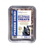 Healthy Breeds 840235179740 10 oz Belgian Sheepdog All Natural Freeze Dried Treats Beef Liver
