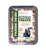 Healthy Breeds 840235179771 8 oz Belgian Sheepdog All Natural Freeze Dried Treats Chicken Breast