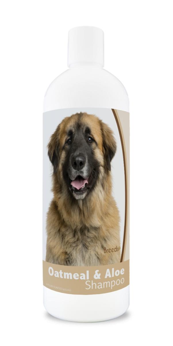 Healthy Breeds 840235180210 16 oz Leonberger Oatmeal Shampoo with Aloe