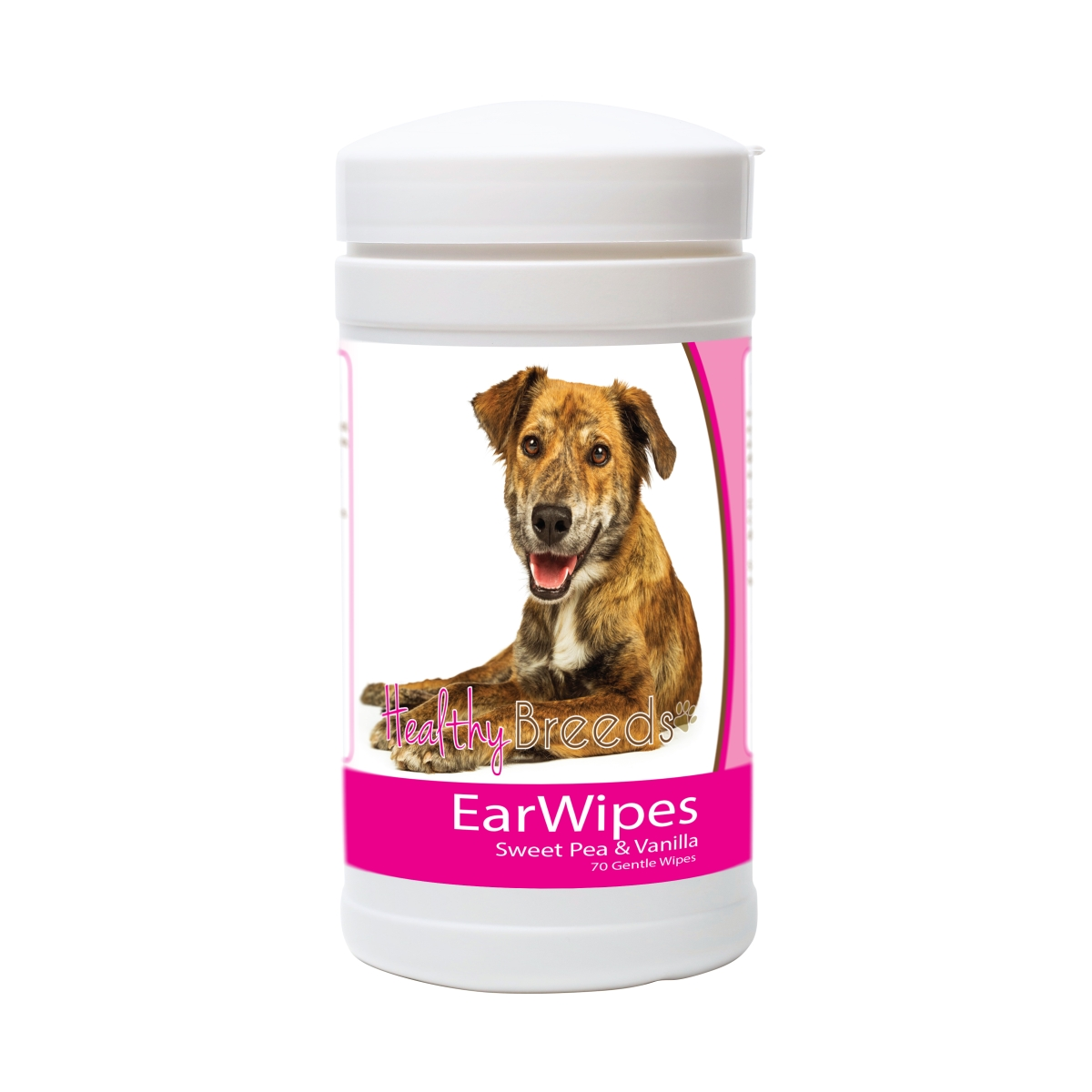Healthy Breeds 840235180289 Plott Ear Wipes - 70 Count