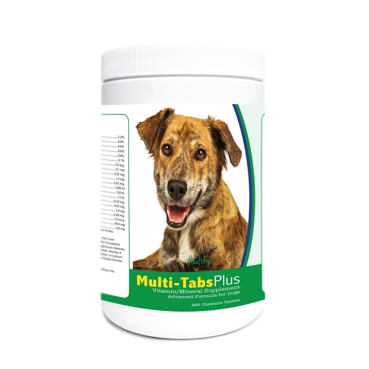 Healthy Breeds 840235180333 Plott Multi-Tabs Plus Chewable Tablets - 365 Count
