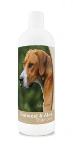 Healthy Breeds 840235180579 16 oz English Foxhound Oatmeal Shampoo with Aloe