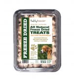Healthy Breeds 840235180623 8 oz English Foxhound All Natural Freeze Dried Treats Chicken Breast