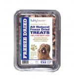 Healthy Breeds 840235180715 10 oz Briard All Natural Freeze Dried Treats Beef Liver