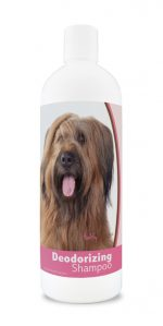 Healthy Breeds 840235180739 16 oz Briard Deodorizing Shampoo
