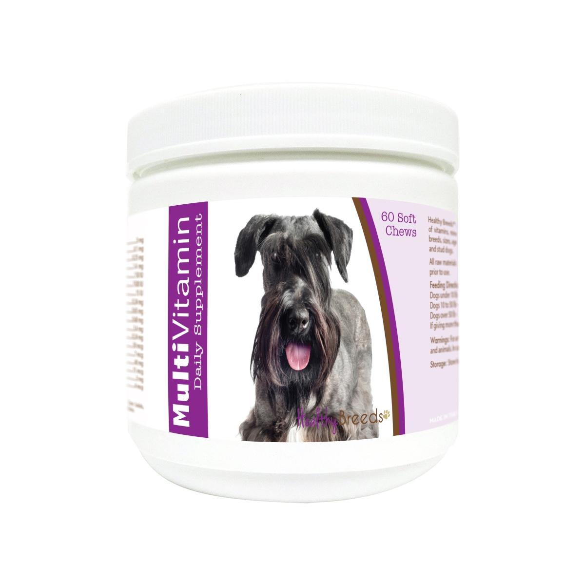 Healthy Breeds 840235180876 Cesky Terrier Multi-Vitamin Soft Chews - 60 Count
