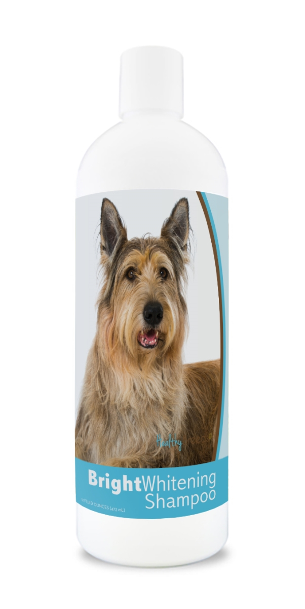 Healthy Breeds 840235180951 12 oz Berger Picard Bright Whitening Shampoo