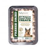 Healthy Breeds 840235180999 8 oz Berger Picard All Natural Freeze Dried Treats Chicken Breast