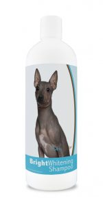 Healthy Breeds 840235181149 12 oz American Hairless Terrier Bright Whitening Shampoo