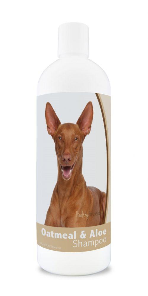 Healthy Breeds 840235181460 16 oz Pharaoh Hound Oatmeal Shampoo with Aloe