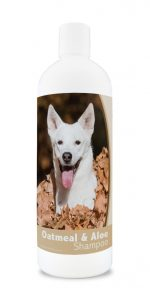 Healthy Breeds 840235181606 16 oz Canaan Dog Oatmeal Shampoo with Aloe