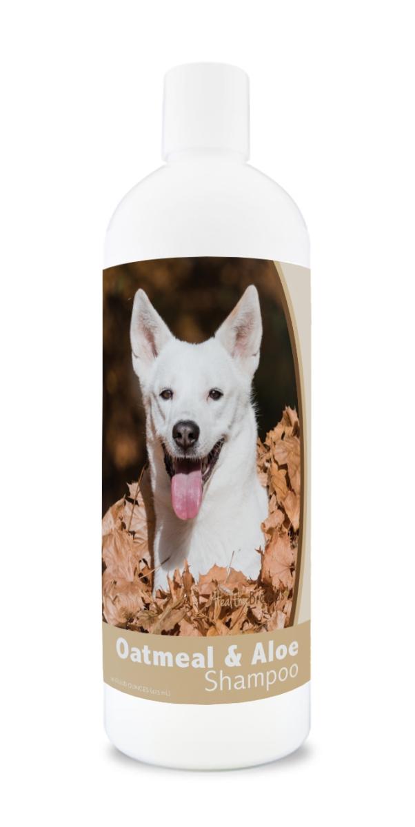 Healthy Breeds 840235181606 16 oz Canaan Dog Oatmeal Shampoo with Aloe