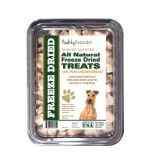 Healthy Breeds 840235181712 8 oz Irish Terrier All Natural Freeze Dried Treats Chicken Breast