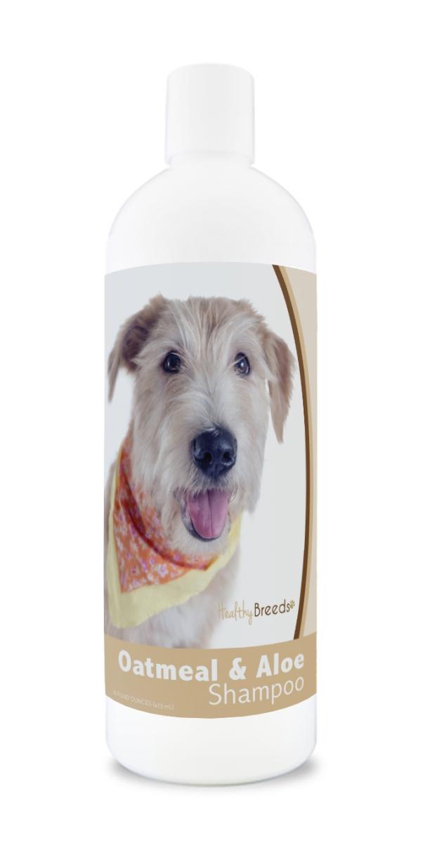 Healthy Breeds 840235181927 16 oz Glen of Imaal Terrier Oatmeal Shampoo with Aloe