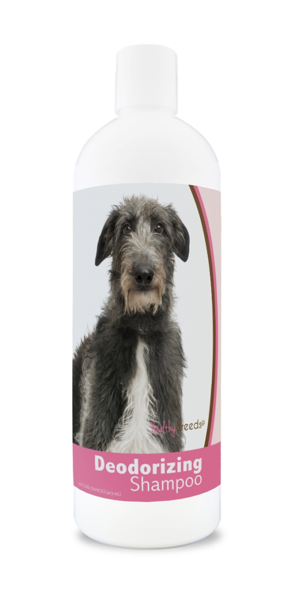 Healthy Breeds 840235181965 16 oz Scottish Deerhound Deodorizing Shampoo