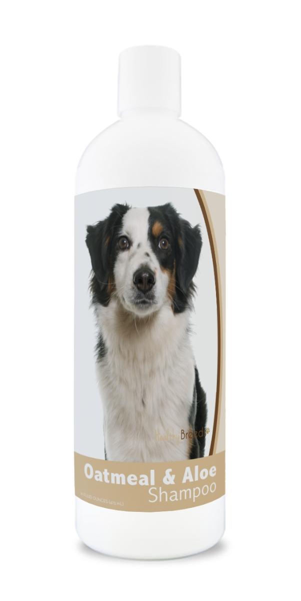 Healthy Breeds 840235182122 16 oz Miniature American Shepherd Oatmeal Shampoo with Aloe