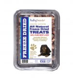 Healthy Breeds 840235182214 10 oz English Toy Spaniel All Natural Freeze Dried Treats Beef Liver