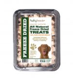 Healthy Breeds 840235182337 8 oz Nova Scotia Duck Tolling Retriever All Natural Freeze Dried Treats Chicken Breast