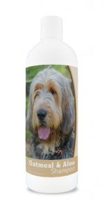 Healthy Breeds 840235182672 16 oz Otterhound Oatmeal Shampoo with Aloe