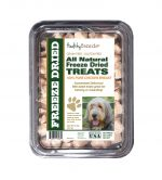 Healthy Breeds 840235182689 8 oz Otterhound All Natural Freeze Dried Treats Chicken Breast