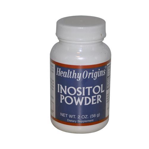 Healthy Origins HG0527994 2 oz Inositol Powder