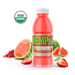 Hemp2O KHFM00306755 Watermelon Strawberry Organic Water - 16.9 oz