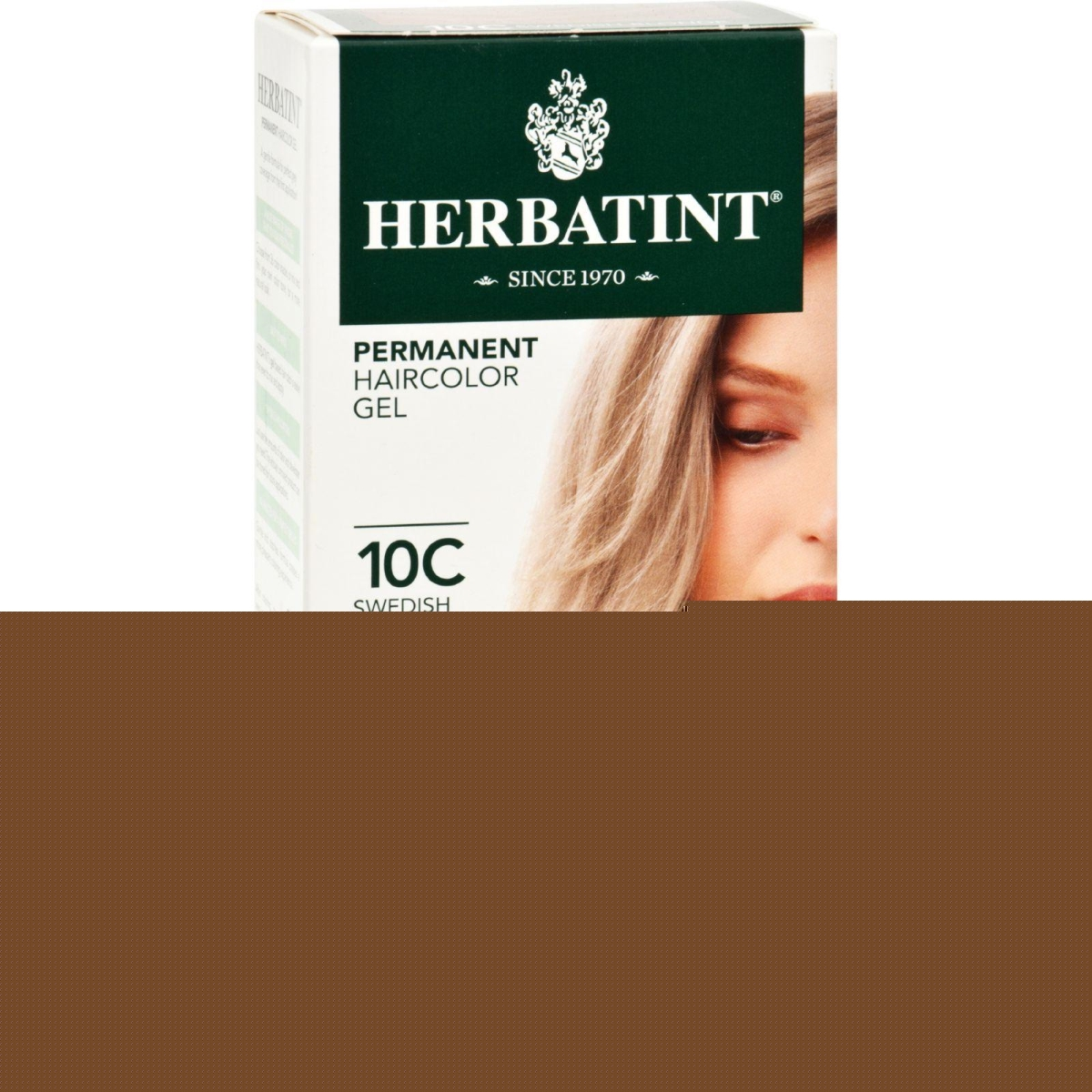 Herbatint HG0226993 Haircolor Kit Ash - Swedish Blonde 10c