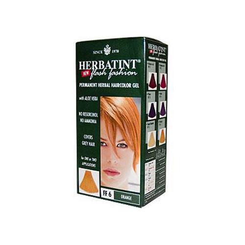 Herbatint HG0582379 Haircolor Kit Flash Fashion - Orange Ff6