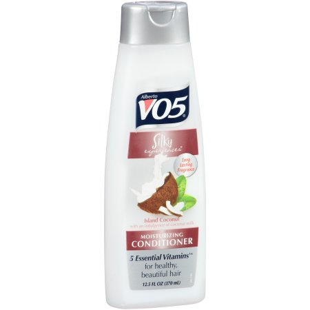 High Ridge Brands 1072625 12.5 oz VO5 Silky Experiences Island Coconut Conditioner