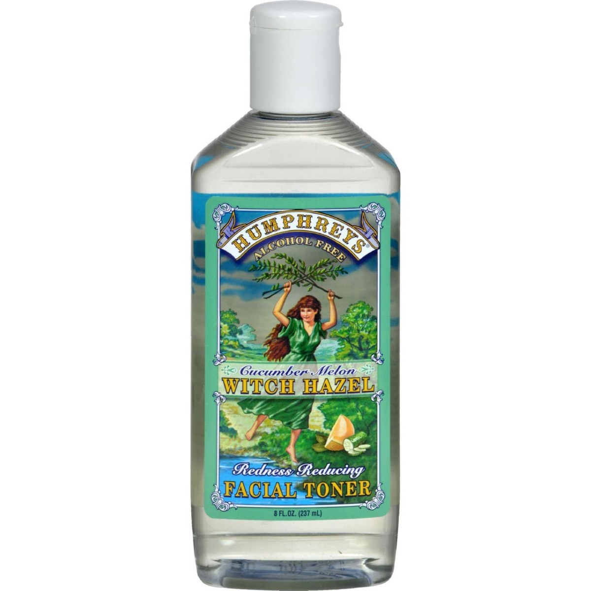Humphreys Homeopathic Remedies HG0938530 8 fl oz Witch Hazel Cucumber Melon