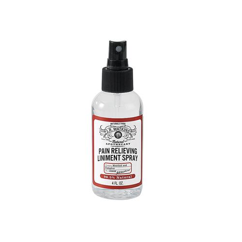 J.R. Watkins HG0244962 4 oz Natural Pain Relieving Liniment Spray