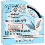 J.R. Watkins HG0341479 2.1 oz Foot Repair Salve