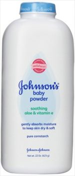 Johnson Cornstarch Baby Powder 22 Oz.