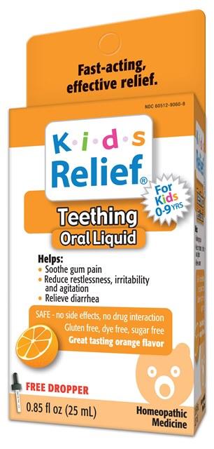 K.I.D.S BG14711 K.I.D.S Relief Teething Org - 1x0.85OZ