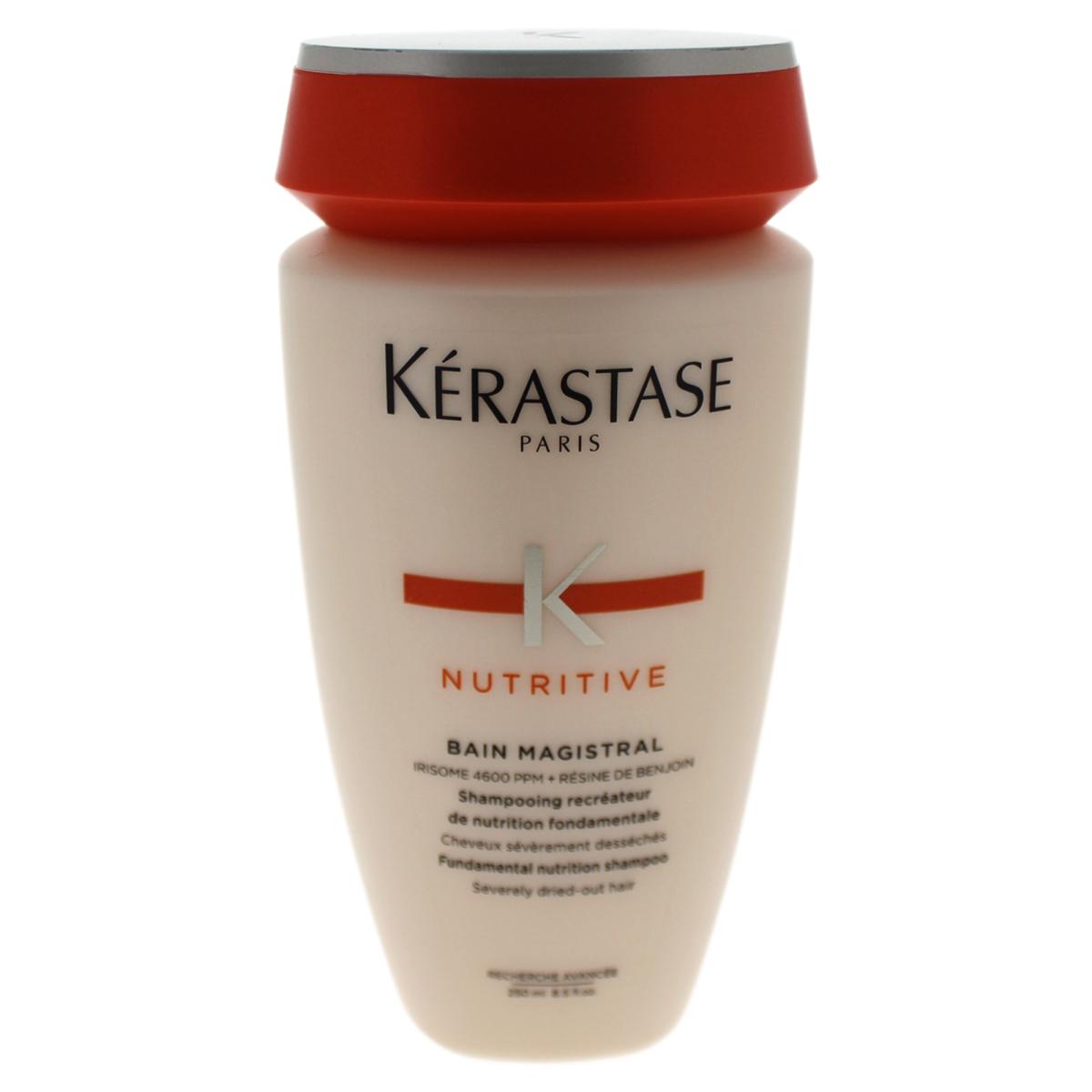 Kerastase U-HC-11197 Nutritive Bain Magistral Shampoo for Unisex - 8.5 oz
