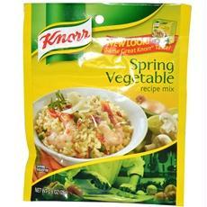 Knorr B74065 Knorr Spring Vegetable Recipe Mix -12x1.4oz