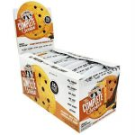 Lenny & Larrys 4470028 4 oz The Complete Cookie Peanut Butter Chocolate Chip - 12 Per Box