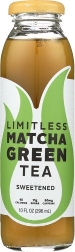 Limitless Coffee KHFM00300036 Matcha Green Tea - 10 oz