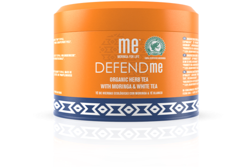 ME DDM100MLUS Moringa DEFENDme Tea - 100g