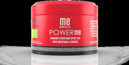 ME PRM020EGUS Moringa POWERme Tea - 20g