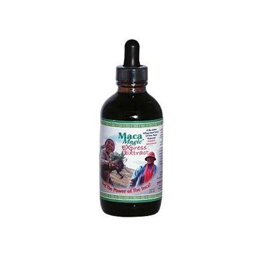 Maca Magic 0425298 Express Extract 4 fl oz