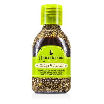 Macadamia Natural Oil 120513 Healing Oil Treatment for All Hair Types