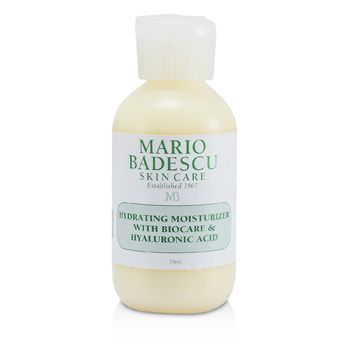 Mario Badescu 177155 Hydrating Moisturizer with Biocare & Hyaluronic Acid for Dry & Sensitive Skin Types