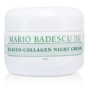 Mario Badescu 177173 Elasto-Collagen Night Cream for Dry & Sensitive Skin Types