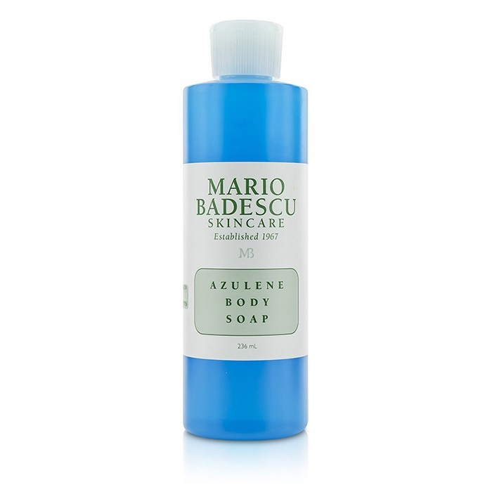 Mario Badescu 204572 Azulene Body Soap - for All Skin Types